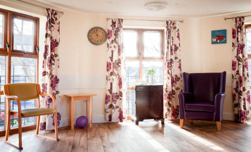 Heathlands Care Home, grid image home page, Chingford, London